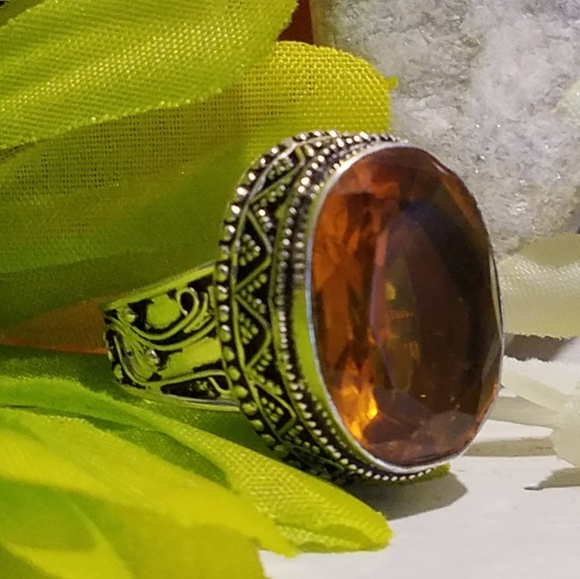 Jewelry - 🧡 CITRINE RING